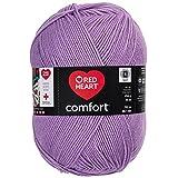 Coats: Yarn Red Heart Comfort Yarn, Lavender