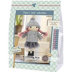 "Knitting kit Astrid 7.8"""