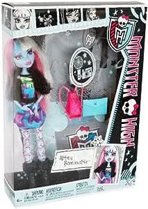 Amazon.es: Muñeca Fashion Abbey Bominable, Monster High: Juguetes y juegos