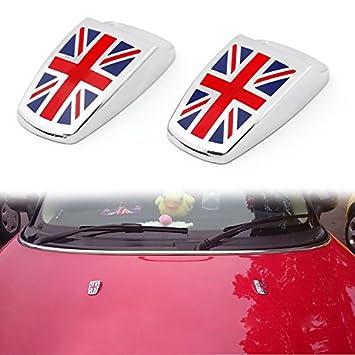 Areyourshop - Juego de 2 boquillas para limpiaparabrisas Mini Cooper R55 R56 R57 R58: Amazon.es: Coche y moto