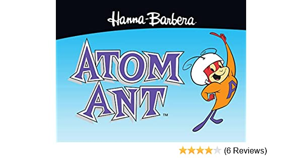 Amazon com: Watch The Atom Ant Show: Complete Series   Prime