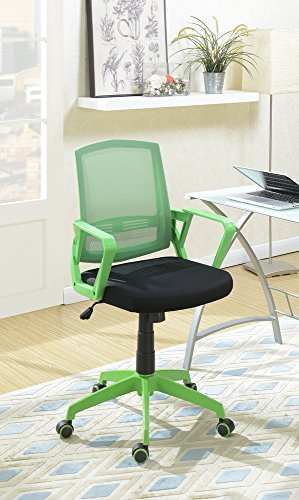 Poundex B07B8MH3KK Desk Chairs, Multi by Poundex