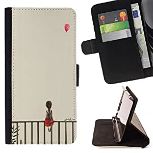 Dragon Case - FOR Sony Xperia Z1 Compact D5503 - in minute particulars - Caja de la carpeta del caso en folio de cuero del tir¨®n de la cubierta protectora Shell