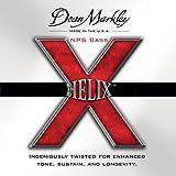 Dean Markley Helix X NPS Bass Guitar Strings, 50-105, 2612, Medium