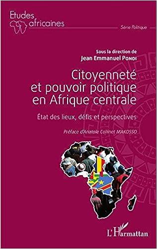 Livre Citoyenneté et pouvoir politique en Afrique centrale pdf, epub ebook