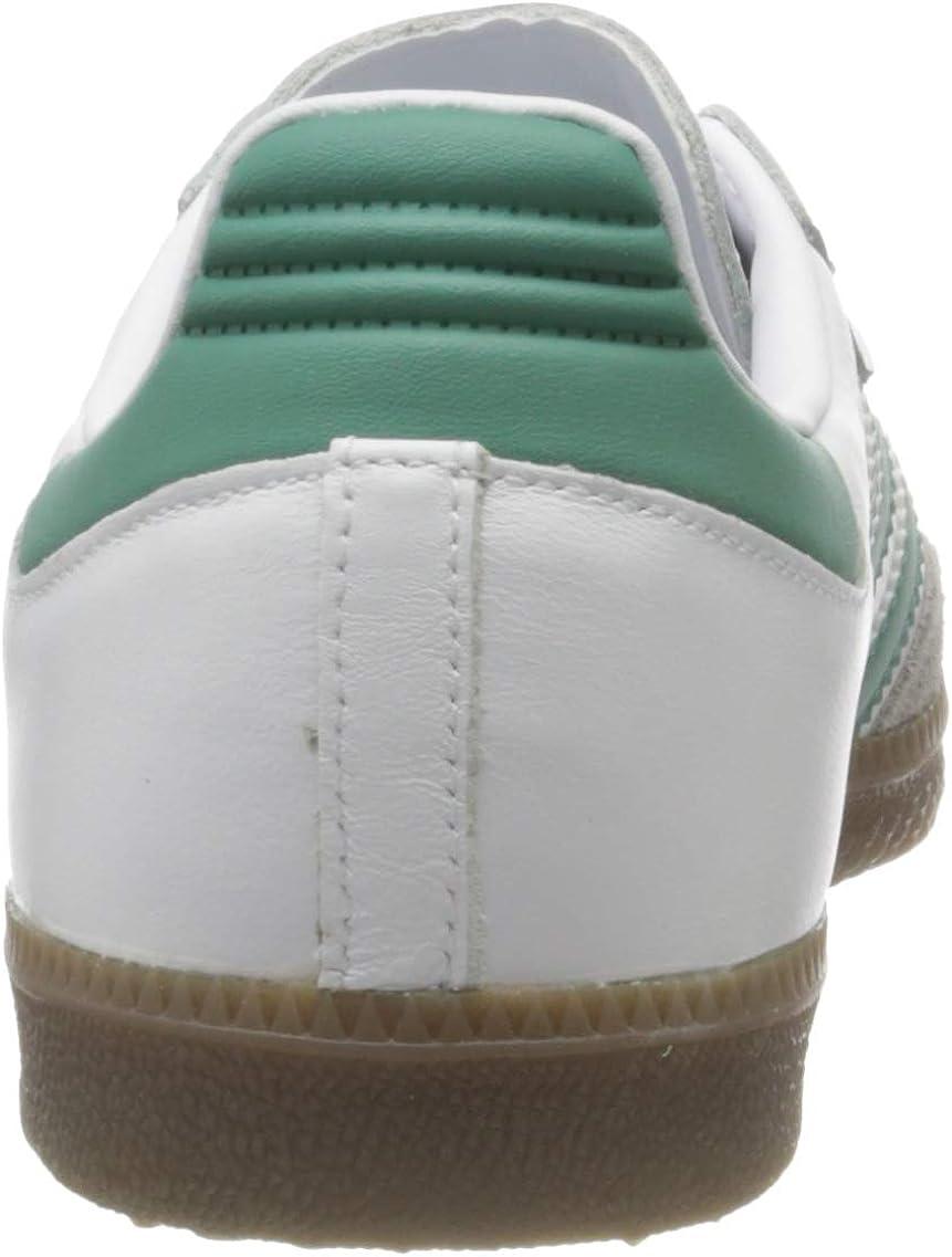 Adidas Herren Samba Og Sneaker Footwear White Future Hydro Clear Granite