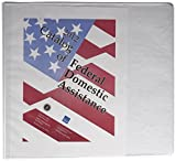 Catalog of Federal Domestic Assistance 2012 (Includes Binder)