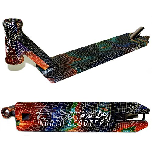 NORTH SCOOTERS TOMAHAWK 21'' MATRIX DECK by North Scooters