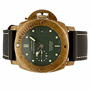 Panerai Luminor Submersible 1950 automatic-self-wind mens Watch PAM00382 (Certified Pre-owned)