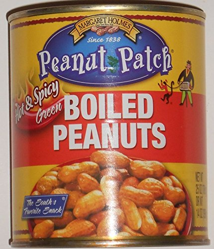 - Margaret Holmes Peanut Patch Hot & Spicy Green Boiled Peanuts