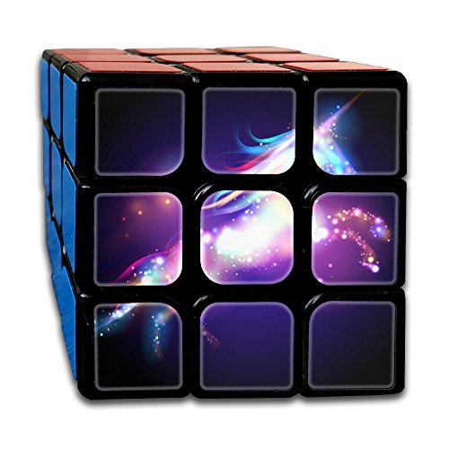 Colorful Unicorns Running 3 X 3 Cube Easy Turning And Smooth Play Magic Cube Puzzles Toys