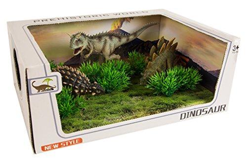 Prehistoric World Dinosaur Diorama - Price Diorama