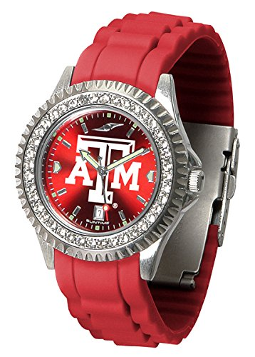 (Linkswalker Ladies Texas A&M Aggies Sparkle Watch)
