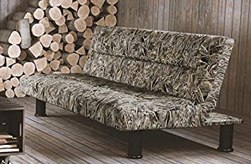 DHP Real Tree MAX 5 Camouflage Futon