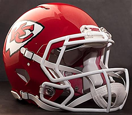 Amazon.com: Riddell velocidad Kansas City Chiefs nfl ...