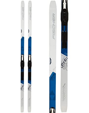 Fischer Affinity EF XC Skis w Tour Step-in IFP Bindings Womens 3a523aa5b