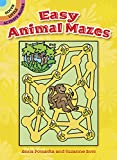 Easy Animal Mazes (Dover Little Activity Books)