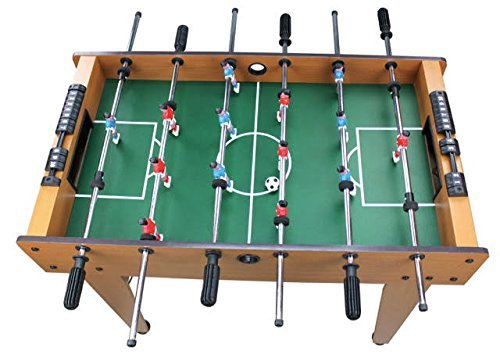 FOOSBALL - 36 INCH With Legs by Real Wood Games