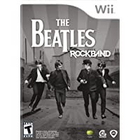 Beatles: Rock Band / Game - Wii Standard Edition