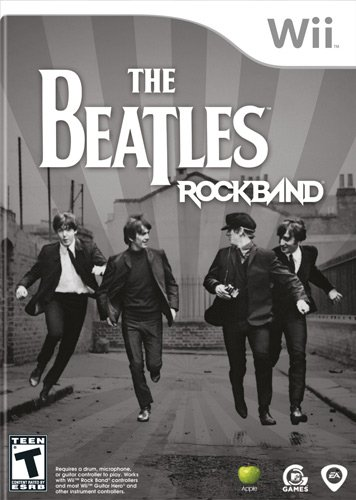 (The Beatles: Rock Band (Game Only) - Nintendo Wii)