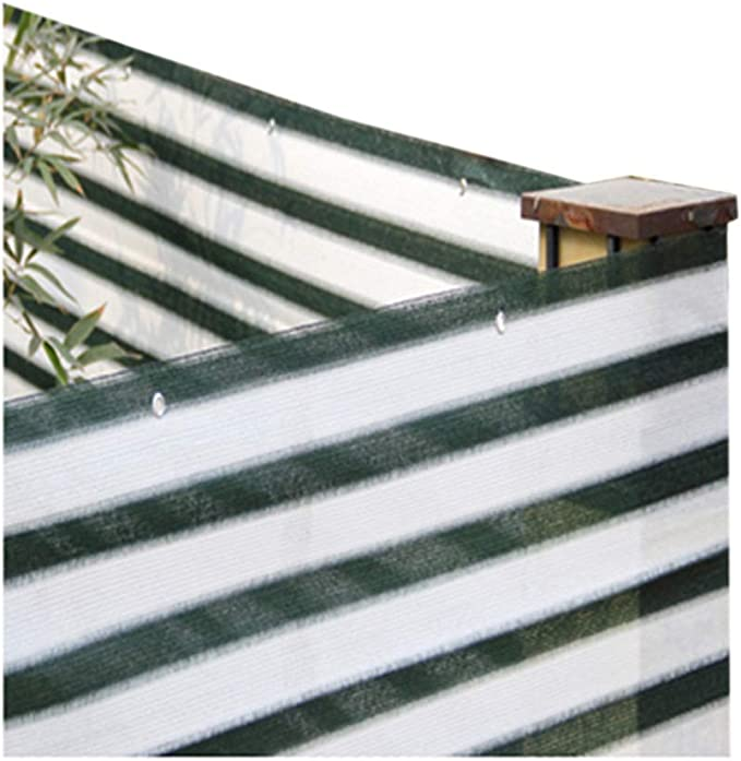 GHHZZQ toldo Protector de Sombra para protección de niños, protección para Escalera, protección contra caídas, Protector Solar, Aislamiento de balcón, privacidad: Amazon.es: Jardín