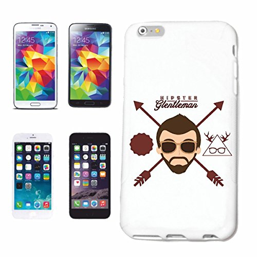 "cas de téléphone iPhone 7 ""HIPSTER MESSIEURS Lifestyle Mode STREETWEAR HIPHOP SALSA LEGENDARY"" Hard Case Cover Téléphone Covers Smart Cover pour Apple iPhone en blanc"