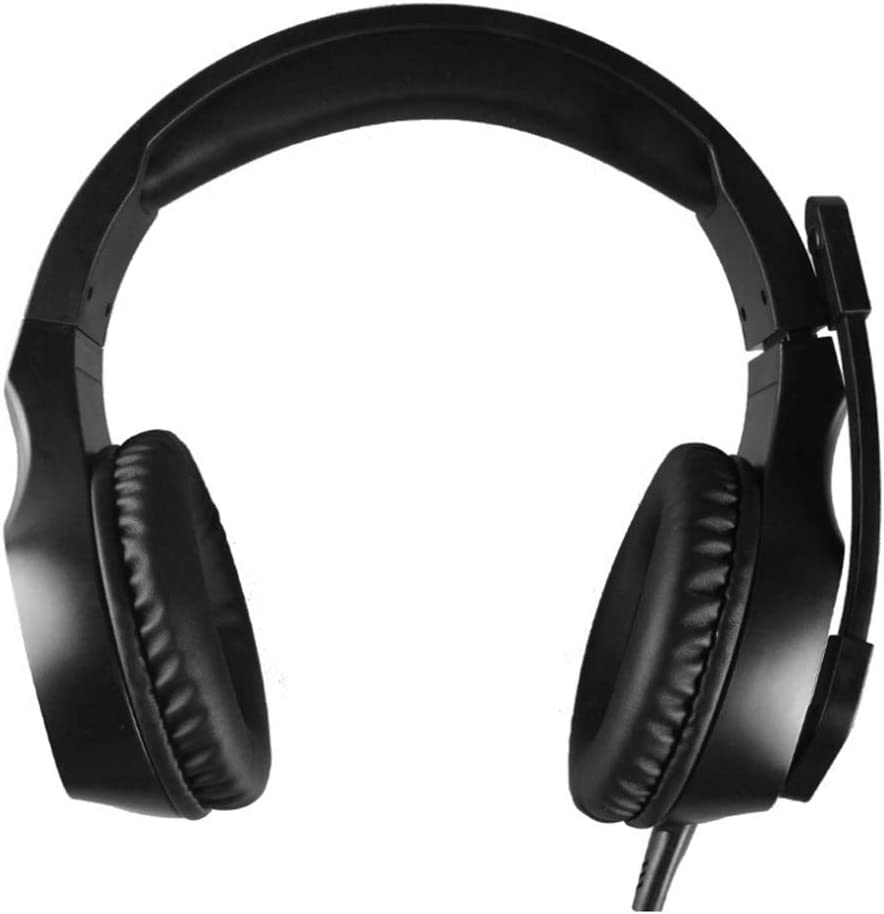 Computer for Gaming 7.1 Comfortable Gaming Headset Noise Cancelling Headphones GSUMMER Gaming Headset Headphones with Microphone
