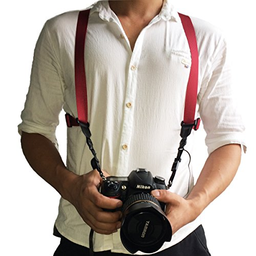 smilepowo Adjustable Binocular Harness Rangefinders product image
