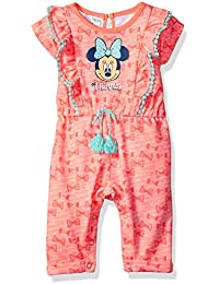 Disney Baby Girls' Minnie Mouse Romper