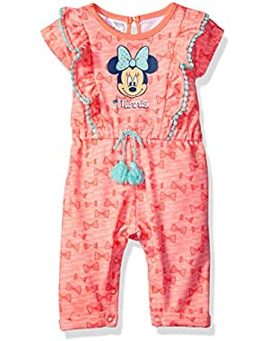 Baby Girls' Minnie Mouse Romper