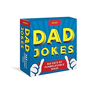 2020 Dad Jokes Boxed Calendar: 365 Days of Punbelievable Jokes | NEW COMEDY TRAILERS | ComedyTrailers.com