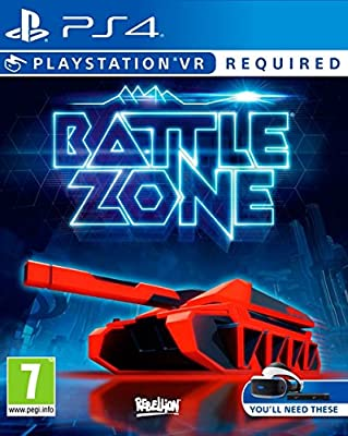 Battlezone VR: Amazon.es: Videojuegos