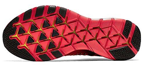 La Fuerza Del Tren Libre De Los Hombres Nike Flyknit Correr / Zapatos De Entrenamiento Negro / Oscuro Carmesí Gris / Blanco / Brillante Outlet con tarjeta de crédito Comprar pedido barato Descuento muchas clases de Entrega rápida barata qF3OEo