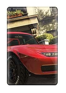 Hot Tpu Cover Case For Ipad/ Mini/mini 2 Case Cover Skin - Grand Theft Auto V