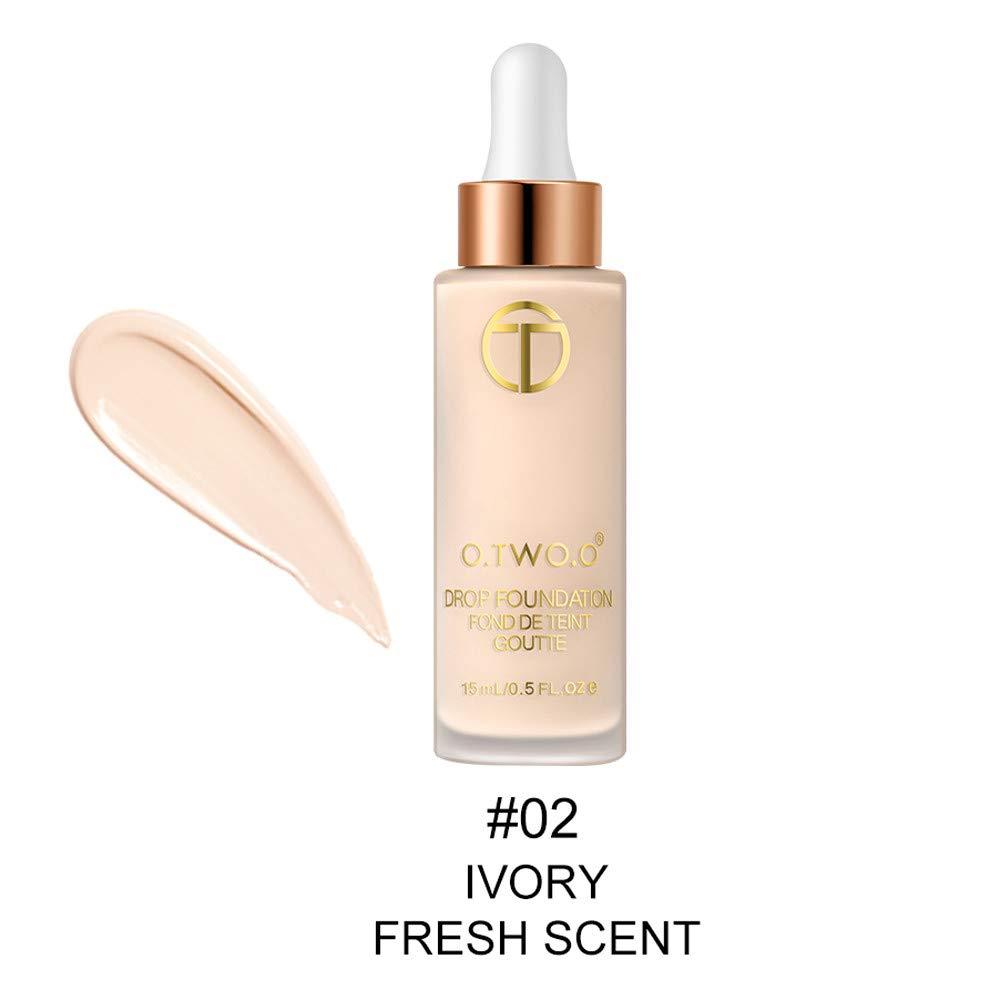 LEERYAAY MakeUp Health and Beauty Face Eye Foundation Concealer Highlight Contour Liquid Stick Makeup Natrual Crea