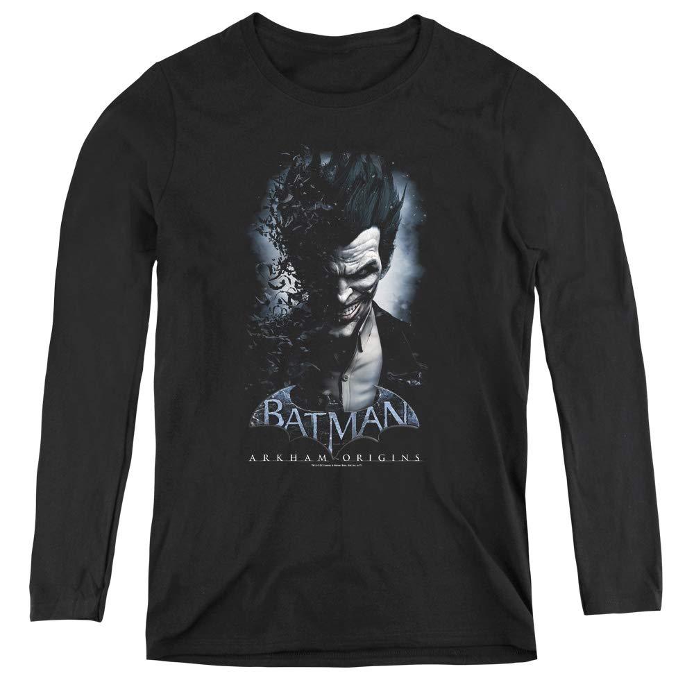 Arkham Origins Joker Adult T Shirt For 9771