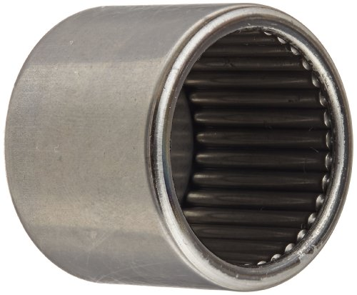 - Koyo M-16161 Needle Roller Bearing, Drawn Cup, Closed End, Open, Inch, 1