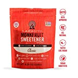 Lakanto Monkfruit Sweetener, 1:1 Sugar Substitute, Keto,...