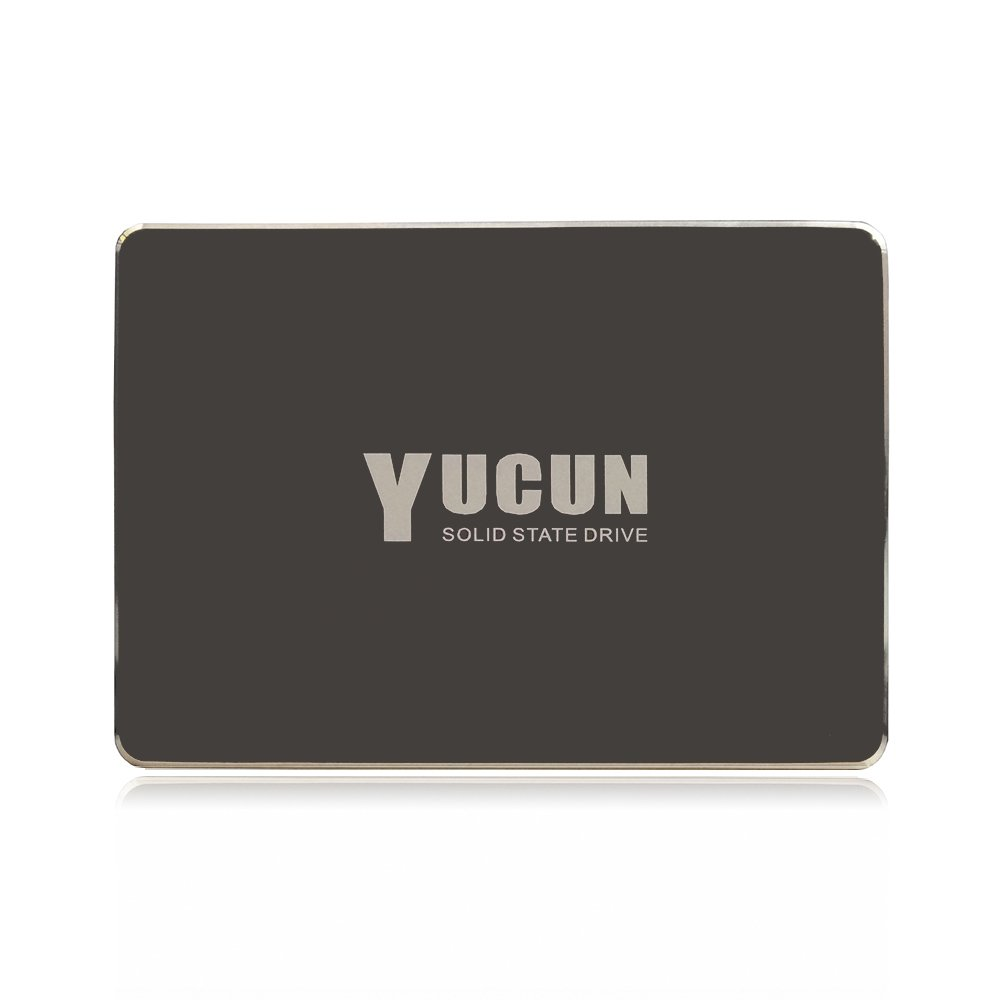 YUCUN 2.5 inch SATA III Internal Solid State Drive 240GB SSD 7mm High Endurance High Speed up to 520M/s Read
