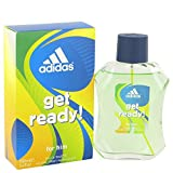 Adidás Gét Réady Còlogne For Men 3.4 oz Eau De Toilette Spray