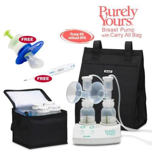 AMEDA 17077-KIT4 Purely Yours Breast Pump, 2009 with Carr...