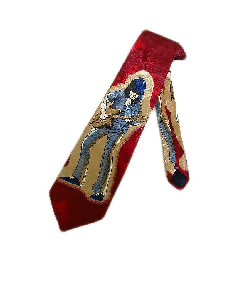 Aries Rock and Roll - Corbata para hombre (talla única), color ...