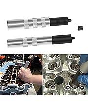 Bzsunway 36050 Valve Keeper Remover Installer Kit Valve Keeper Remover Installer Tool Kit Valve Spring Compressor & Retainer Removal Tool