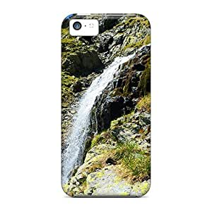 New Style JenniferCools Hard Case Cover For Iphone 5c- A Waterfall