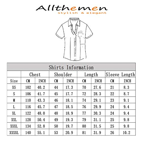 Imprimé Tee 666red Shirt Courts Chemise Casual Tee Homme hawaiian shirt Manches Été xPwpO8Pq
