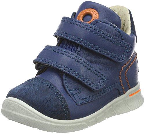 Ecco Baby Jungen First Sneaker Blau (Poseidon/Poseidon)