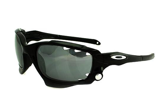 Oakley RACING JACKET OO 9171 19 - Lunettes de soleil homme  Amazon ... 7aec21df4f2b