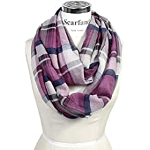 Scarfand's Plaid & Tartan Winter Scarf Wraps