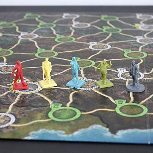 Asmodee Italia - Narcos El Juego de Mesa con espléndidas miniaturas, Color, 8421: Amazon.es: Juguetes y juegos