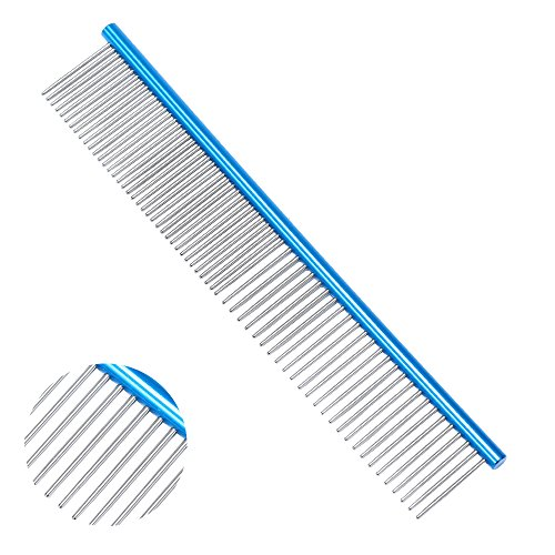 This is the comb my groomer recommended